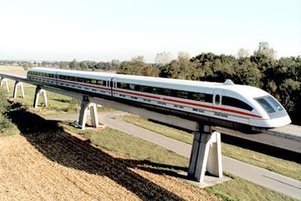 MegaStructures : Les Trains Du Futur